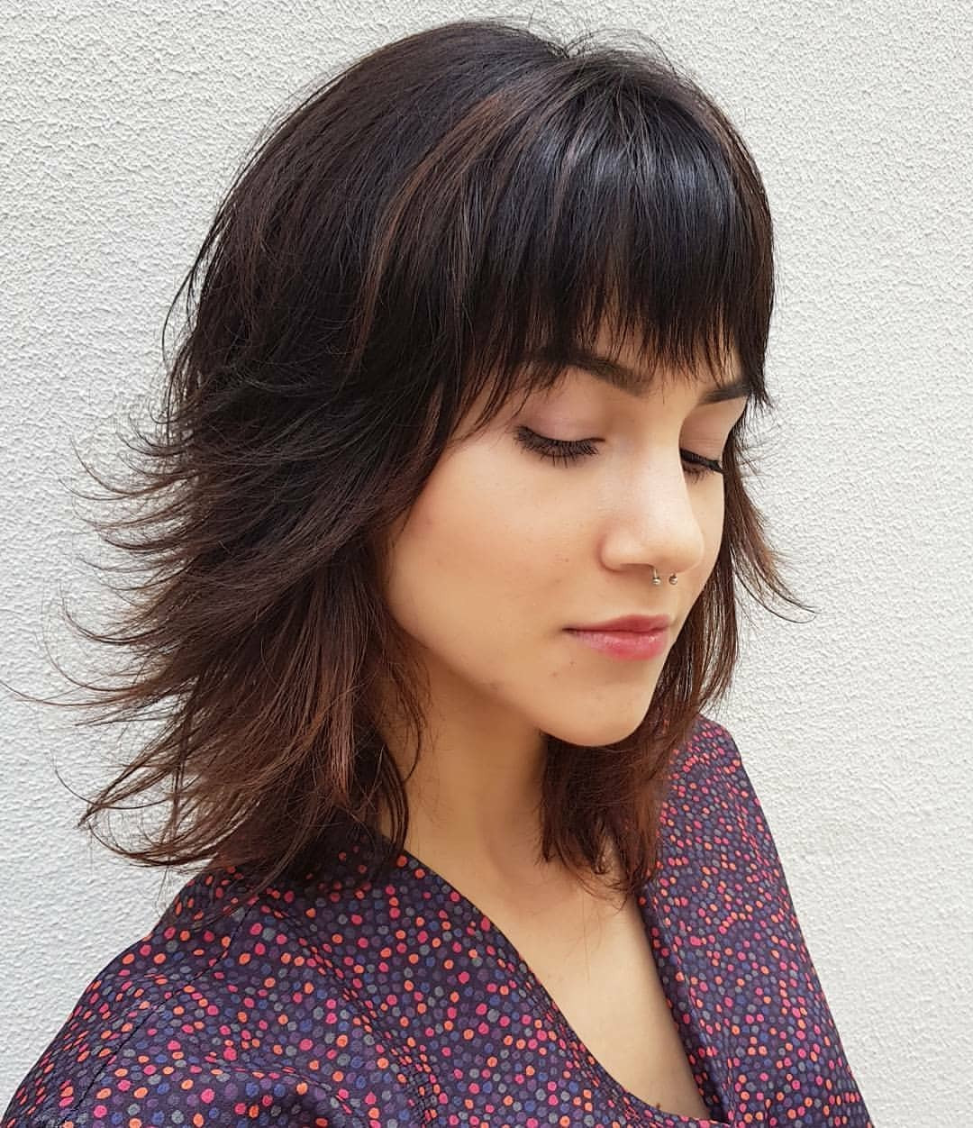 Best ideas about Easy To Style Haircuts . Save or Pin 10 Super Cute and Easy Medium Hairstyles 2019 Now.