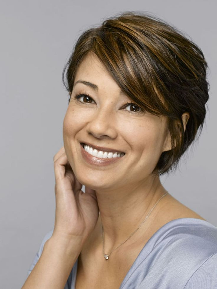 Best ideas about Easy To Style Haircuts . Save or Pin Simple Short Hairstyles Short Hair Styles For Women Over Now.