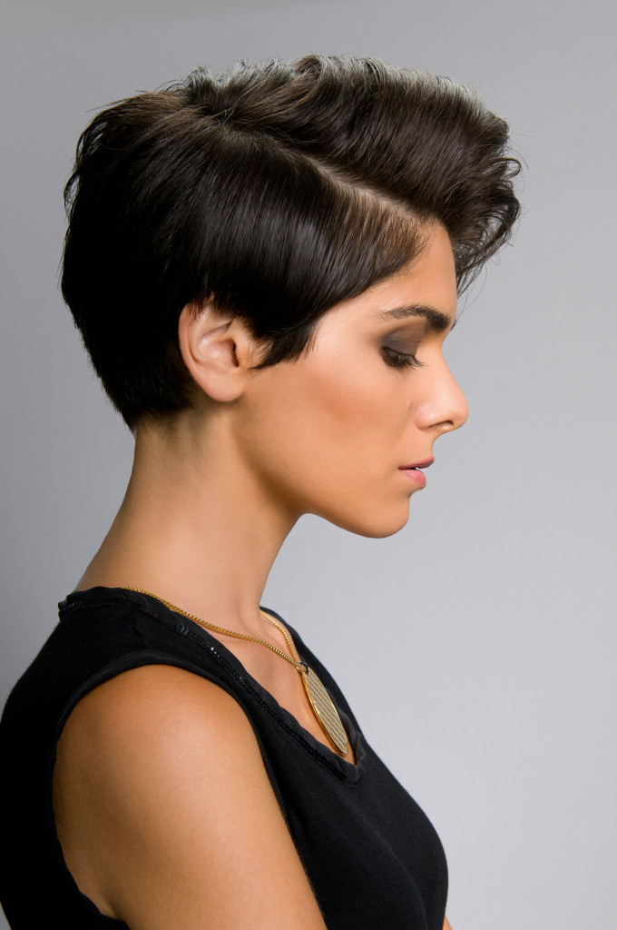 Best ideas about Easy To Style Haircuts . Save or Pin 24 Cool and Easy Short Hairstyles Now.