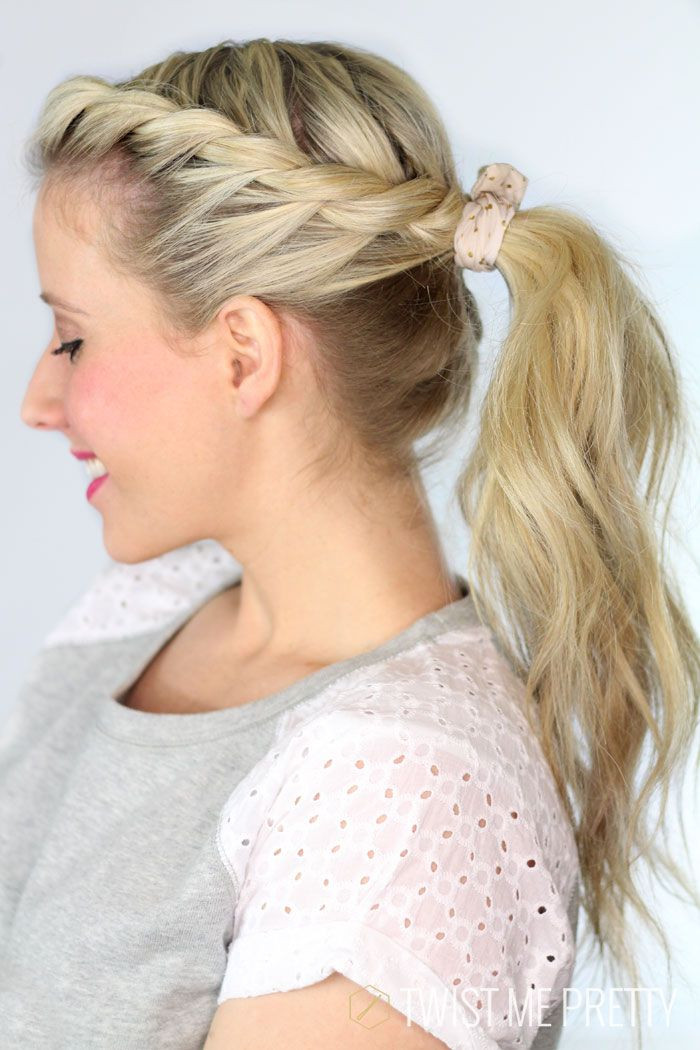 Best ideas about Easy Up Hairstyles . Save or Pin Easy Updos Now.