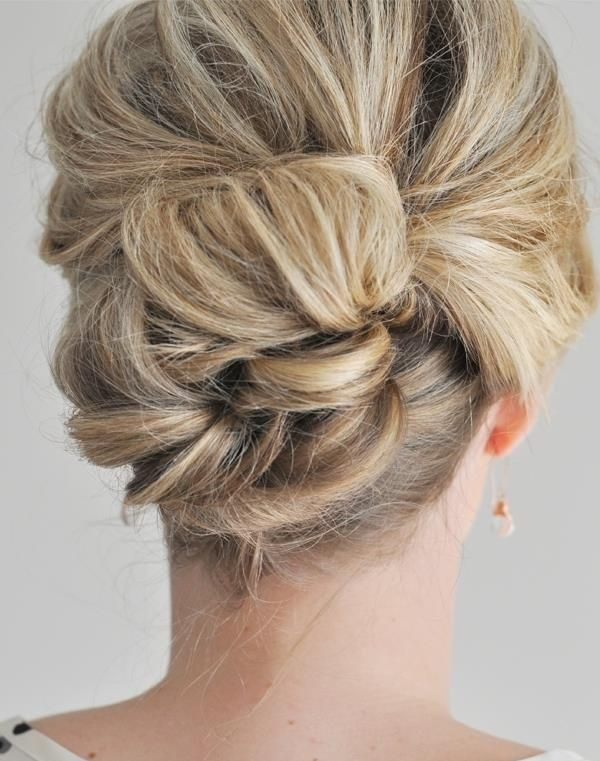 Best ideas about Easy Up Hairstyles . Save or Pin Quick Daytime Hairstyles hair to do Now.