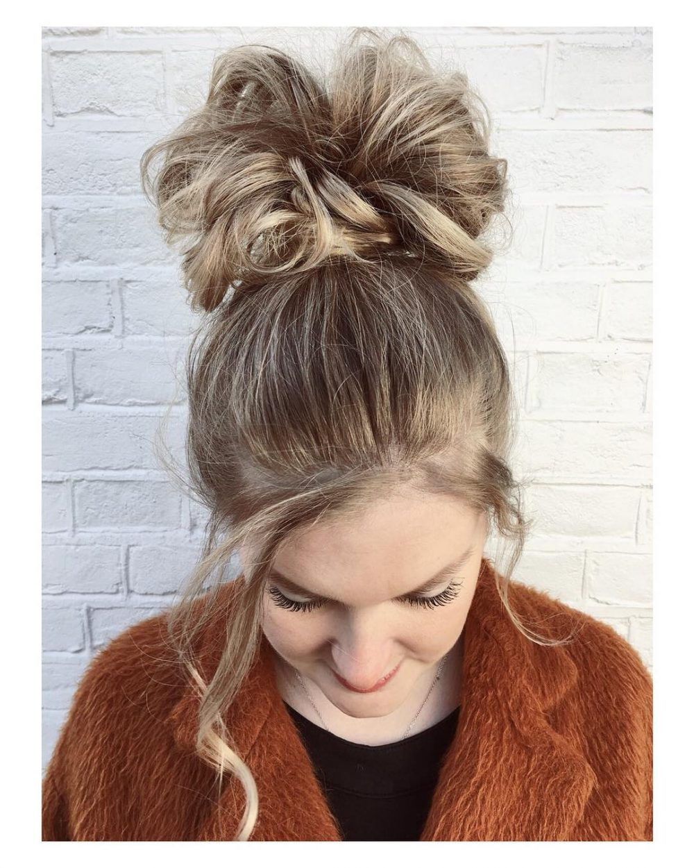 Best ideas about Easy Up Hairstyles . Save or Pin 32 Cute & Easy Updos for Long Hair You Have to See for 2018 Now.