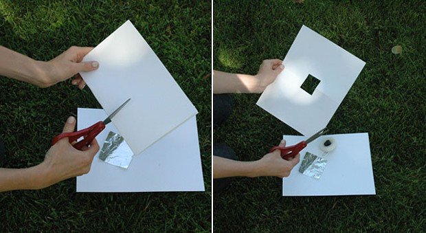 Best ideas about Eclipse Glasses DIY . Save or Pin A DIY Eclipse Viewer Culture Features Bend Now.