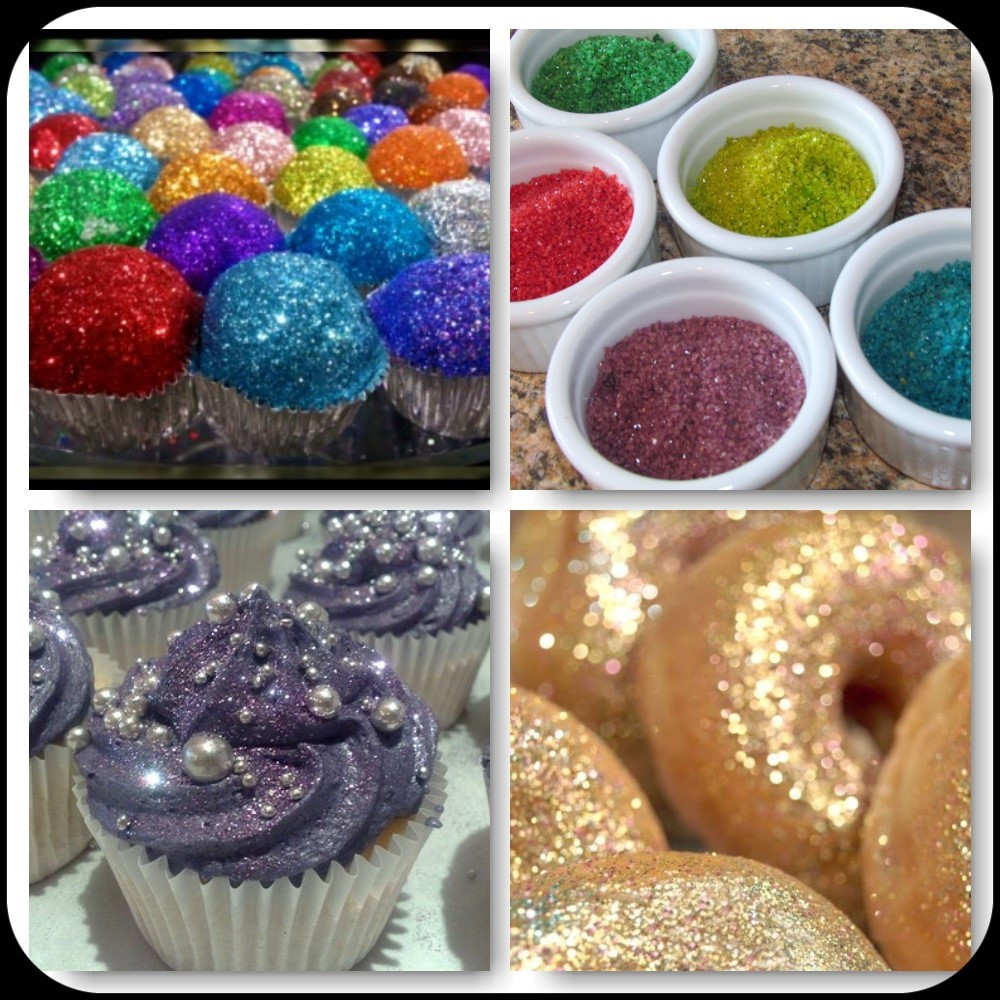 Best ideas about Edible Glitter DIY . Save or Pin How To Make Edible Glitter Now.