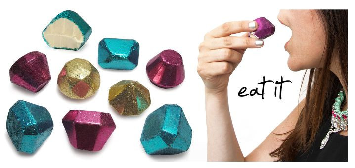 Best ideas about Edible Glitter DIY . Save or Pin DIY Homemade Edible Glitter Candy Now.
