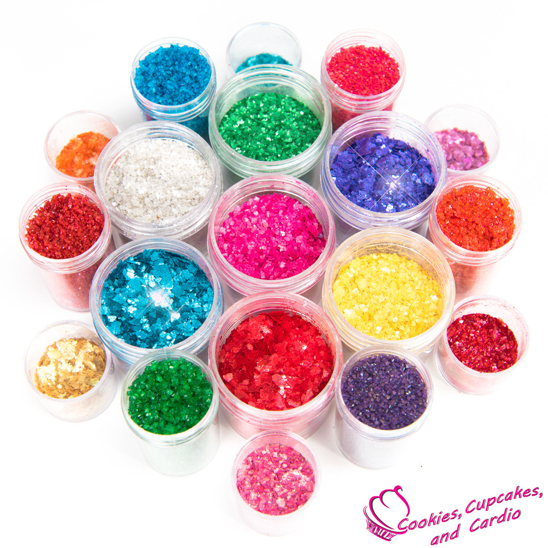 Best ideas about Edible Glitter DIY . Save or Pin How to Make Edible Glitter Cake Decorating DIY Now.