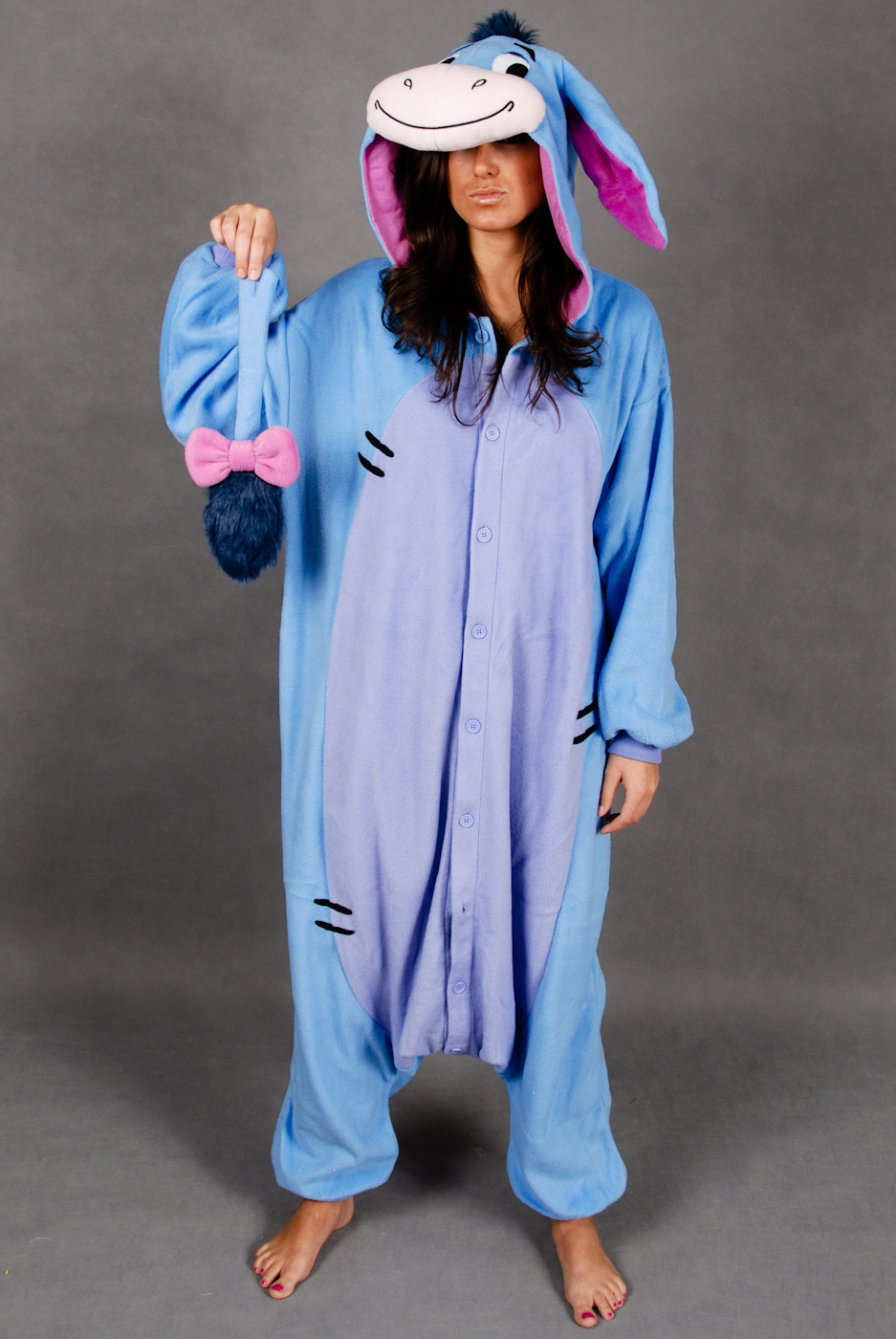Best ideas about Eeyore Costume DIY . Save or Pin Eeyore Costumes Now.