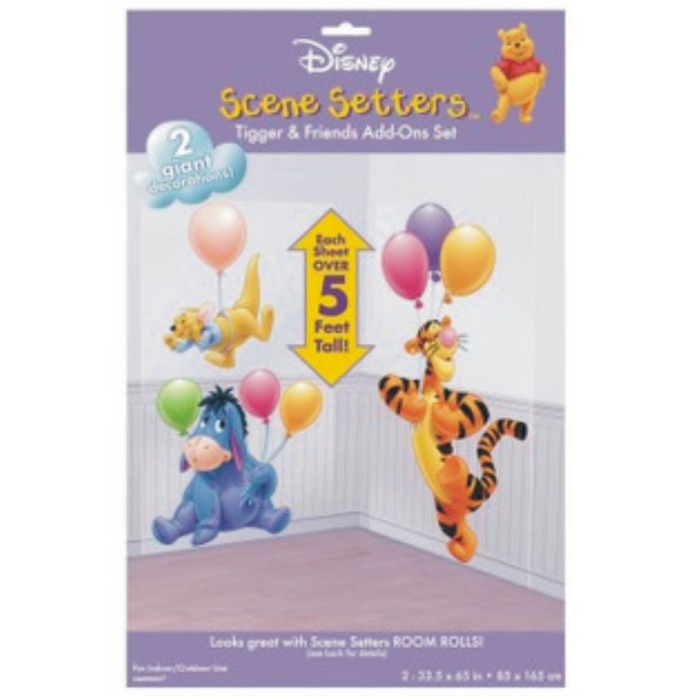 Best ideas about Eeyore's Birthday Party . Save or Pin Disney Winnie The Pooh Bear Scene Setter Prop Add on s Now.