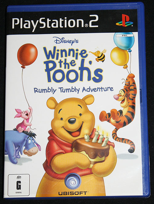 Best ideas about Eeyore's Birthday Party . Save or Pin PlayStation 2 Game Winnie the Pooh s Rumbly Tumbly Now.