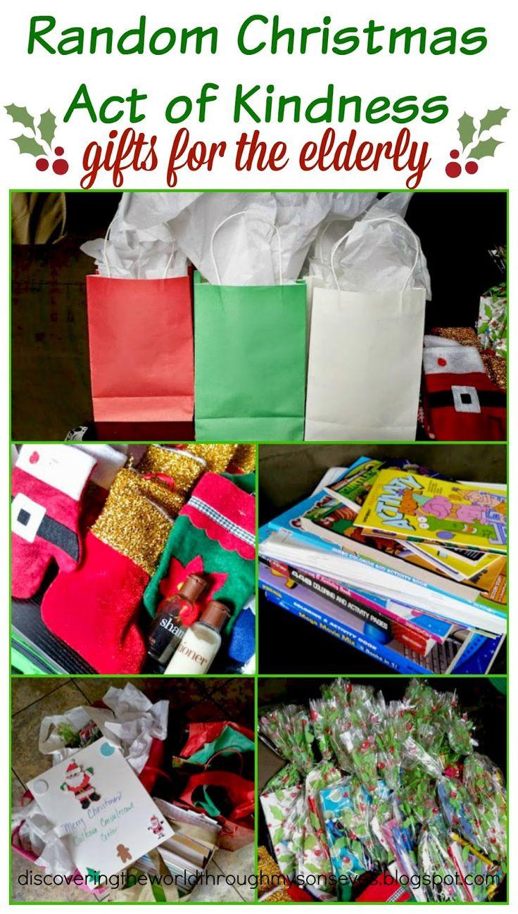Best ideas about Elder Gift Ideas . Save or Pin 41 best Elderly Gift & Basket Ideas images on Pinterest Now.