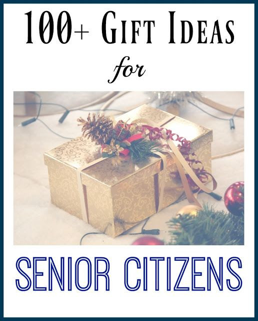 Best ideas about Elder Gift Ideas . Save or Pin Over 100 Gift Ideas for Senior Citizens Epic elderly t Now.