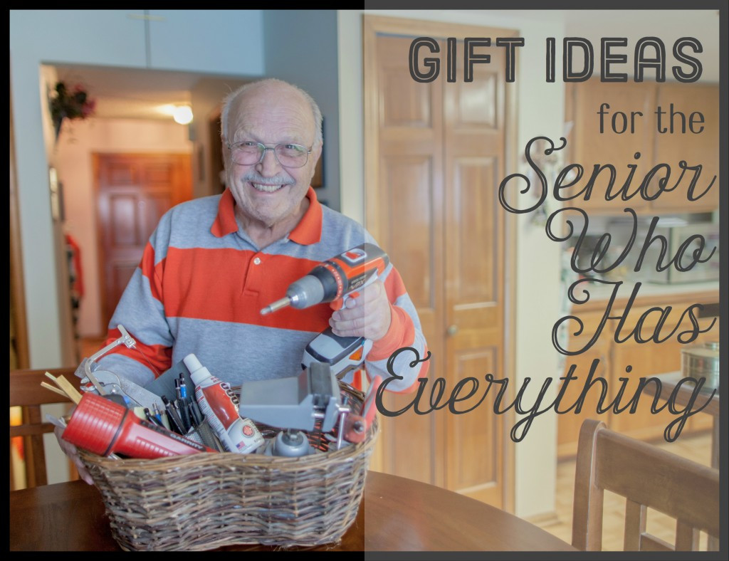 Best ideas about Elder Gift Ideas . Save or Pin Original Gift Ideas for Seniors Who Don't Want Anything Now.