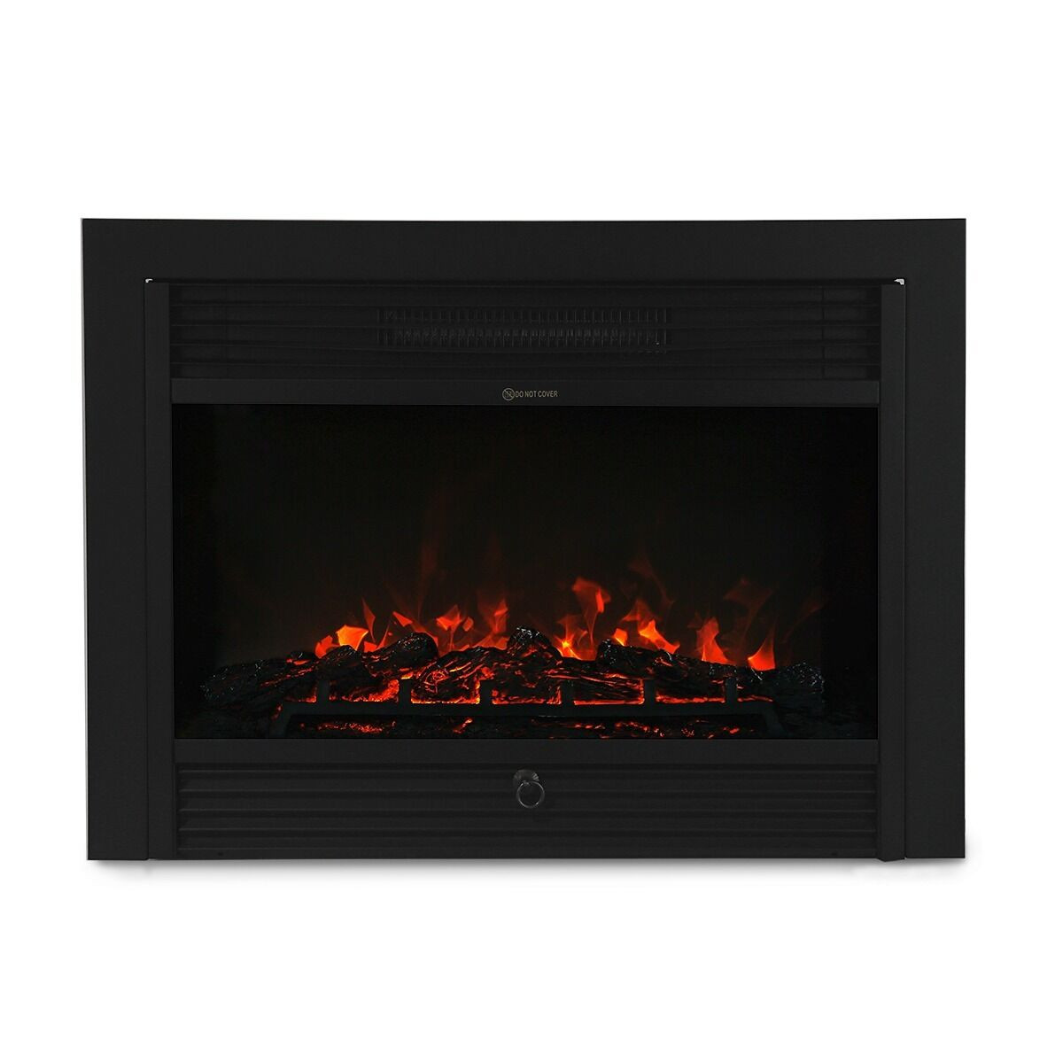 """Best ideas about Electric Fireplace Insert With Heater . Save or Pin 28 5"""" Embedded Electric Fireplace Insert Heater Remote Now."""