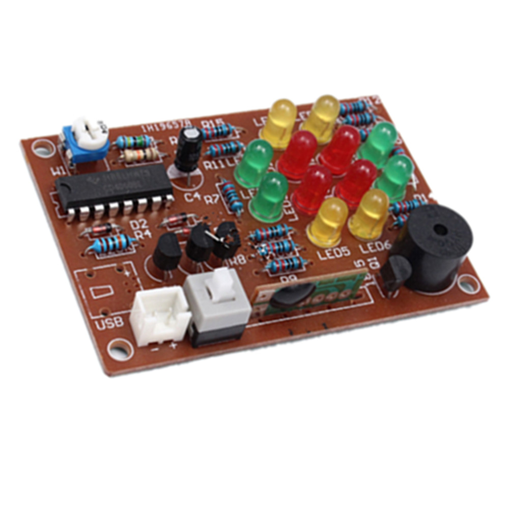 Best ideas about Electronic Birthday Gifts . Save or Pin CD4060 Dream Light LED DIY Kit Electronic DIY Brand Now.