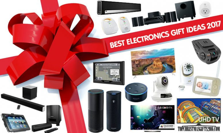 Best ideas about Electronic Gift Ideas . Save or Pin Best Electronics Gift Ideas 2017 – Top Christmas Gifts Now.