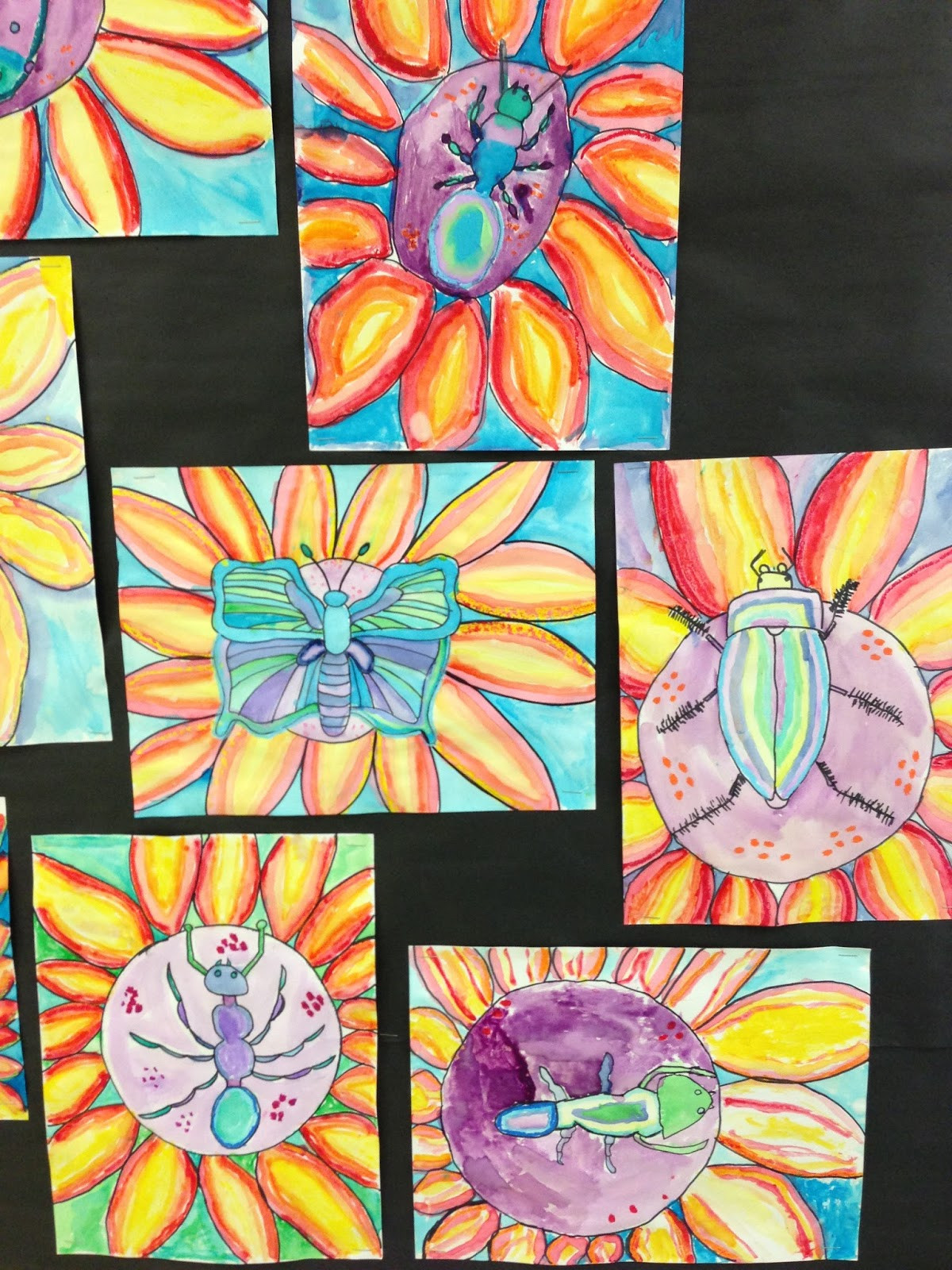 """Best ideas about Elementry Art Projects . Save or Pin Apex Elementary Art """"under stepping stones"""" Now."""