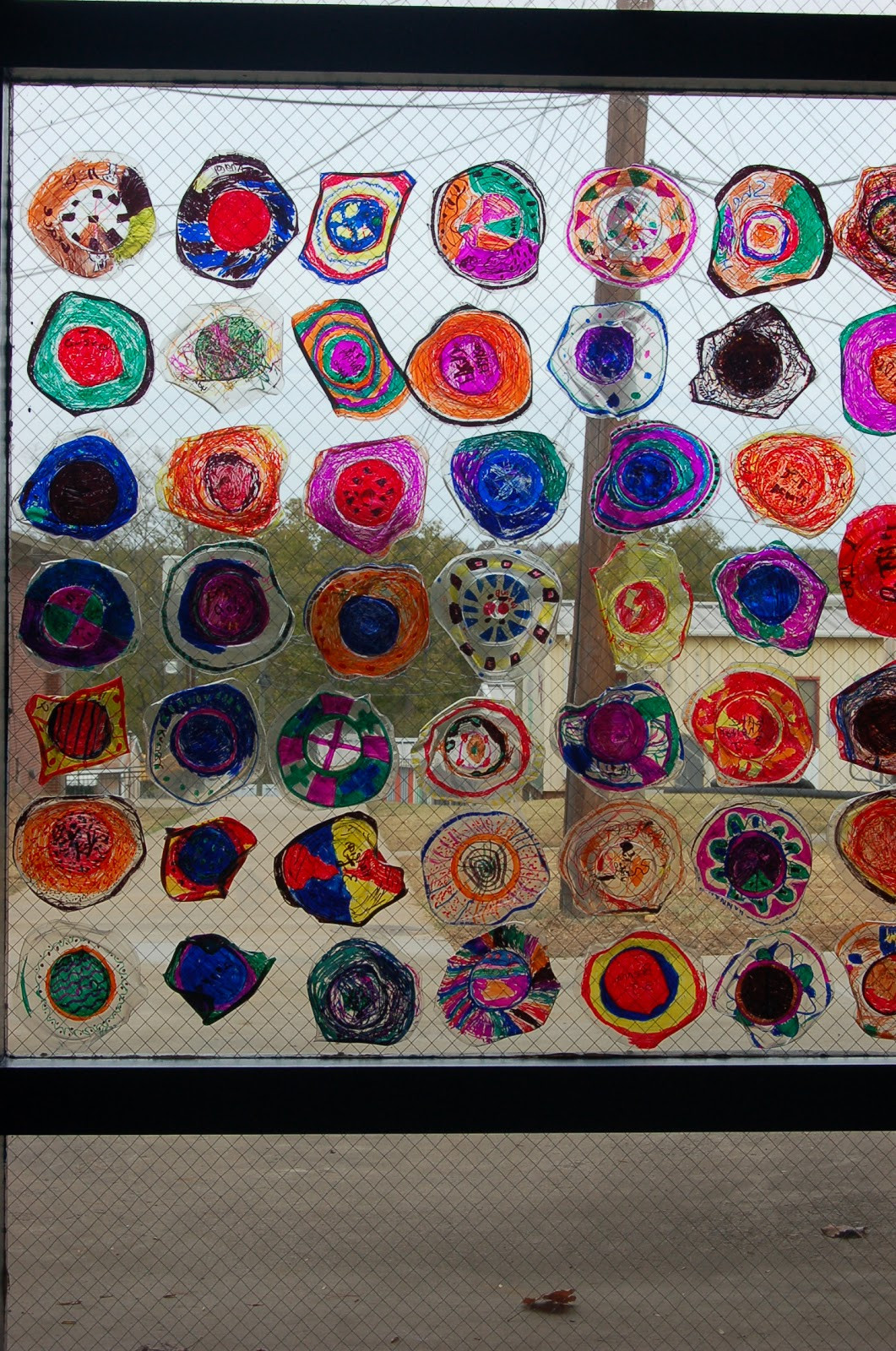 Best ideas about Elementry Art Projects . Save or Pin MNPS Chihuly Art Lessons Crieve Hall Elementary Now.