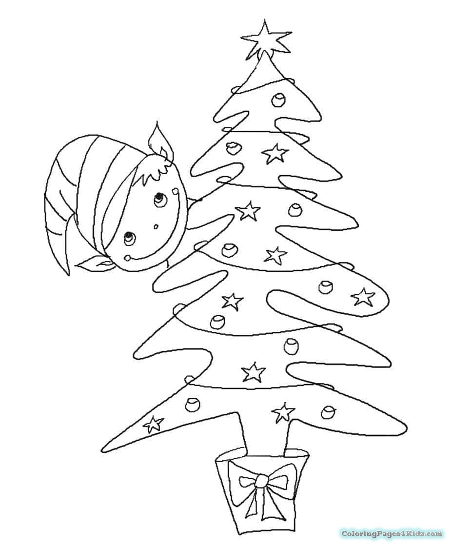 Best ideas about Elf On The Shelf Printable Coloring Pages . Save or Pin Elf The Shelf Coloring Pages Now.