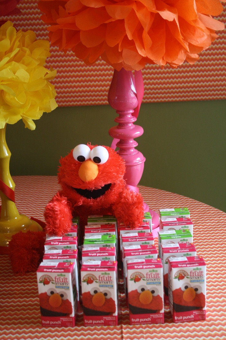 Best ideas about Elmo Birthday Decorations . Save or Pin Elmo Birthday Party Ideas Now.