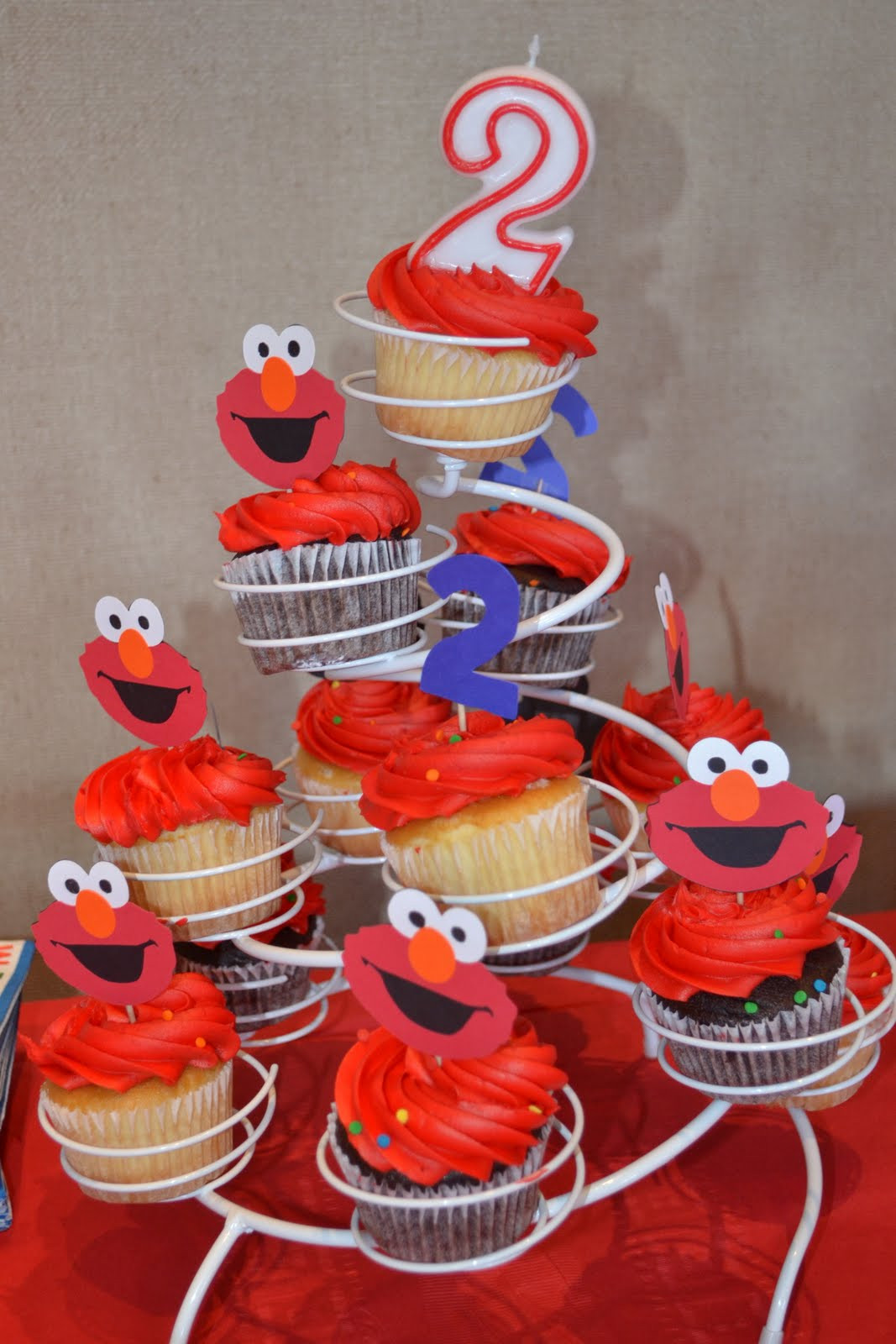 Best ideas about Elmo Birthday Decorations . Save or Pin Buggy s Basement Elmo Birthday Party Now.