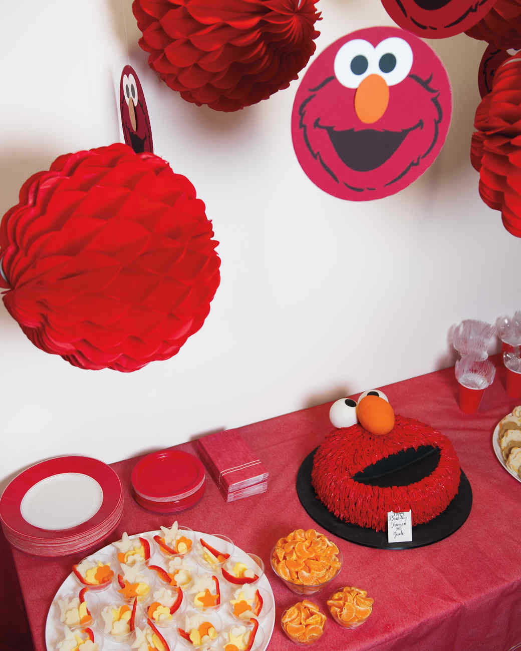 Best ideas about Elmo Birthday Party . Save or Pin Celebrating with Elmo Birthday Party Now.