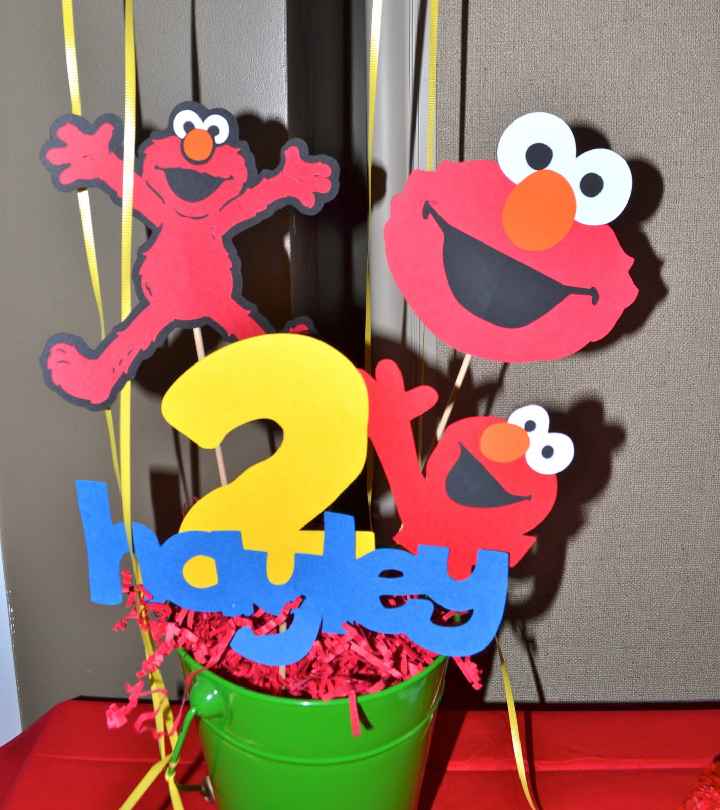 Best ideas about Elmo Birthday Party . Save or Pin Buggy s Basement Elmo Birthday Party Now.