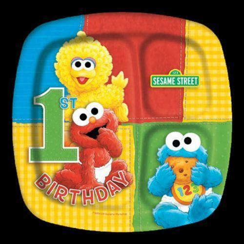 Best ideas about Elmo Decorations For 1st Birthday . Save or Pin Elmo 1st Birthday Party Supplies Now.