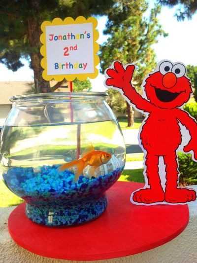 Best ideas about Elmo Decorations For 1st Birthday . Save or Pin Elmo Birthday Party Ideas Now.