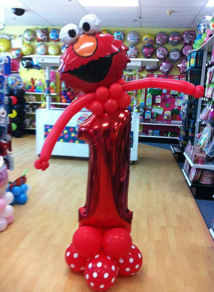 Best ideas about Elmo Decorations For 1st Birthday . Save or Pin First Birthday Elmo Party 1st Birthday Ideas Now.