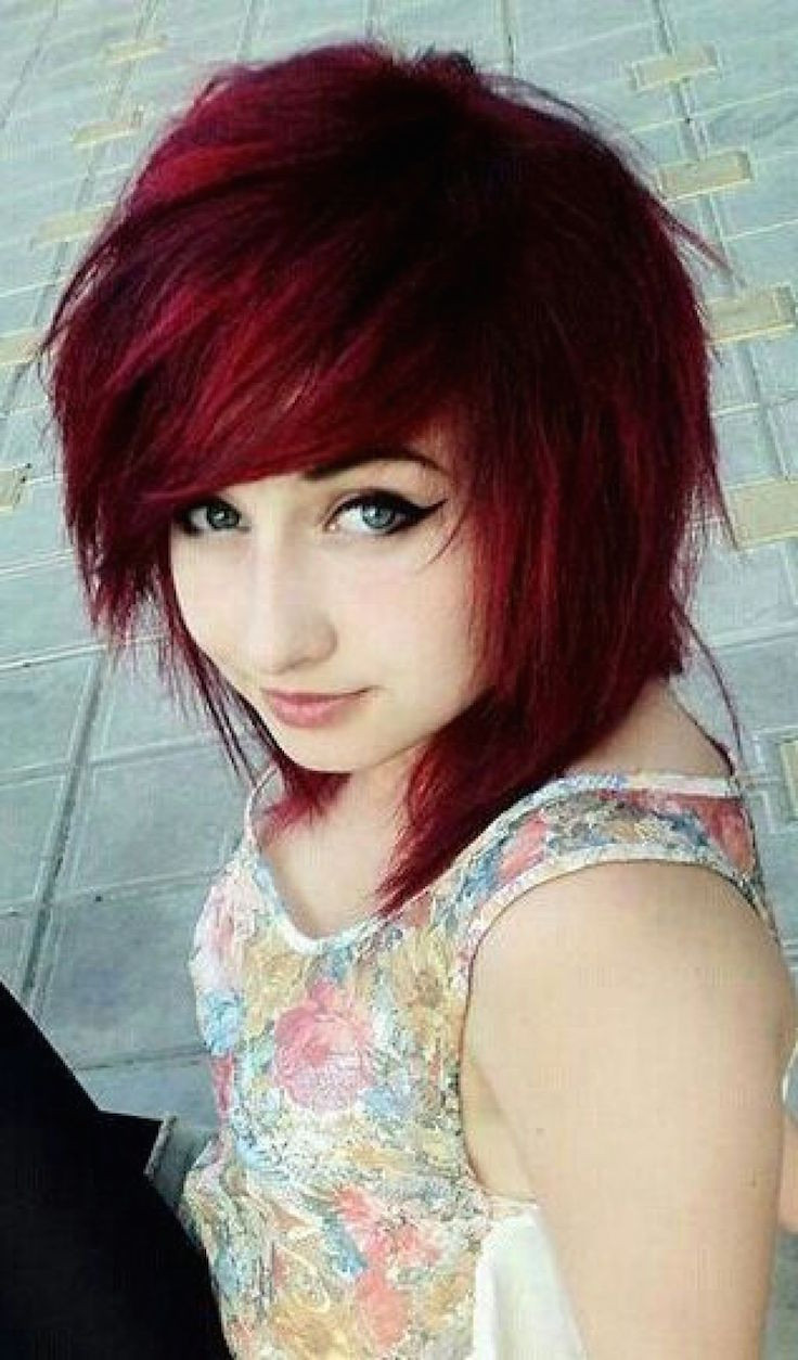 Best ideas about Emo Hairstyles For Girls . Save or Pin 20 Emo Hairstyles for Girls Feed Inspiration Now.