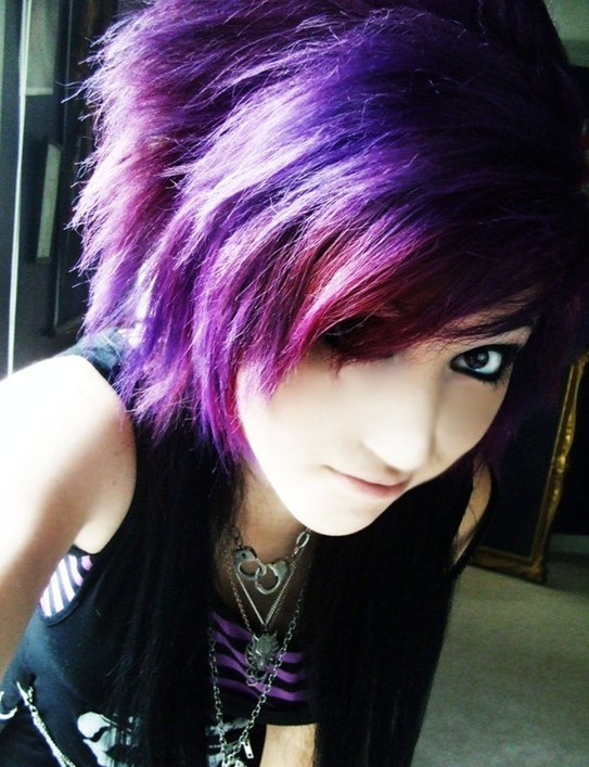 Best ideas about Emo Hairstyles For Short Hair . Save or Pin 12 Stylish Short Emo Hairstyles for Girls PoPular Haircuts Now.