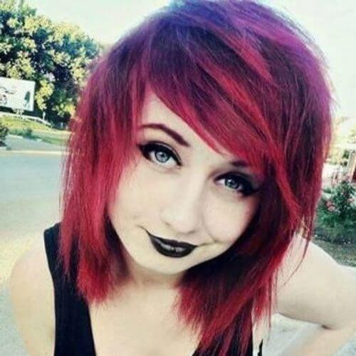Best ideas about Emo Hairstyles For Short Hair . Save or Pin 50 Scene & Emo Hairstyles for Girls Now.