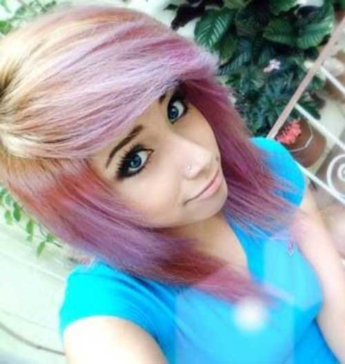 Best ideas about Emo Hairstyles For Short Hair . Save or Pin Cute Short Emo Haircuts Now.