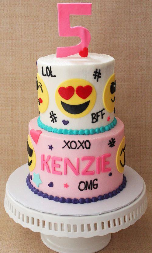 Best ideas about Emoji Birthday Cake . Save or Pin 30 Emoji Birthday Party Ideas Pretty My Party Party Ideas Now.