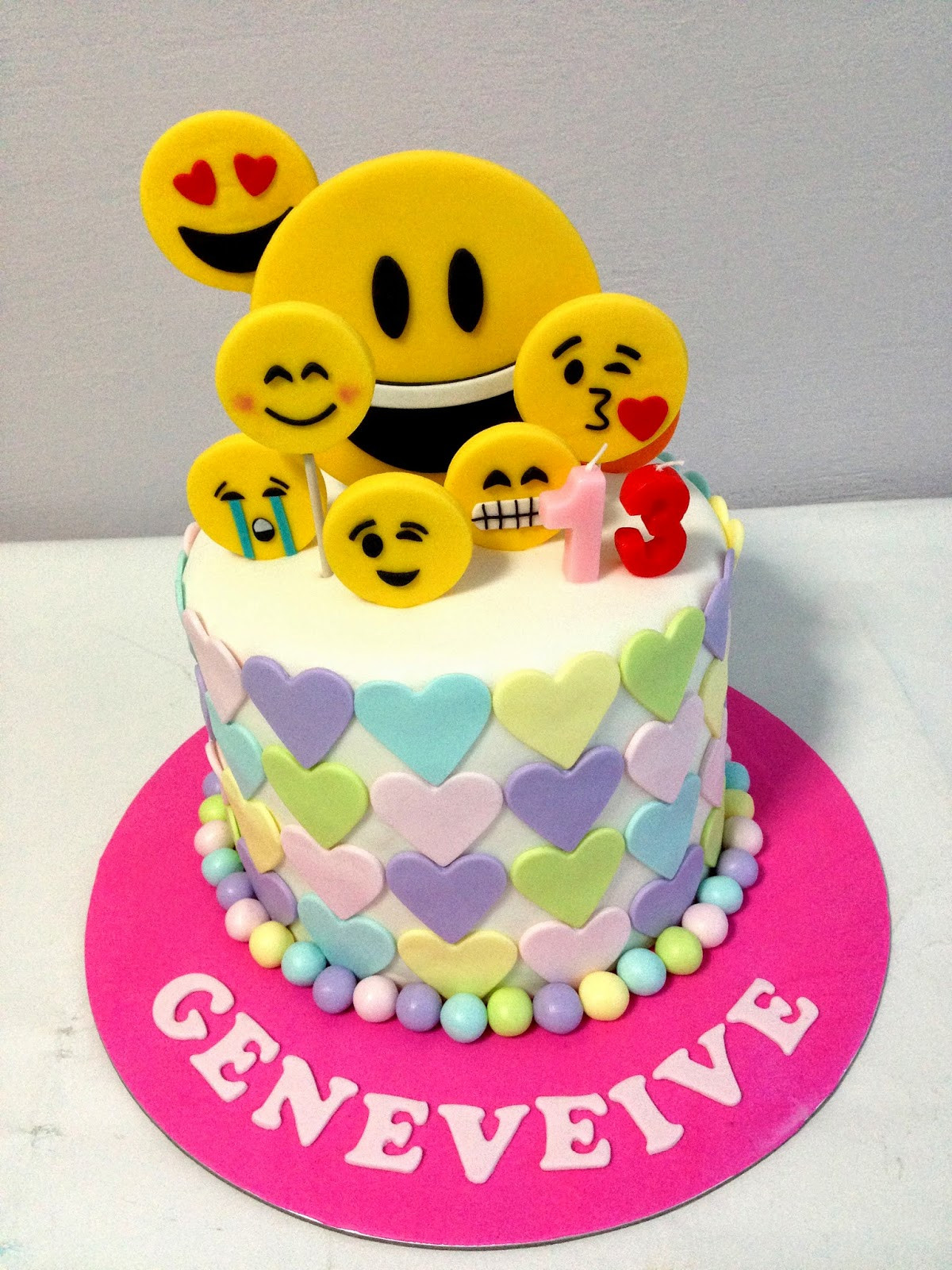 Best ideas about Emoji Birthday Cake . Save or Pin Oven Creations Now.