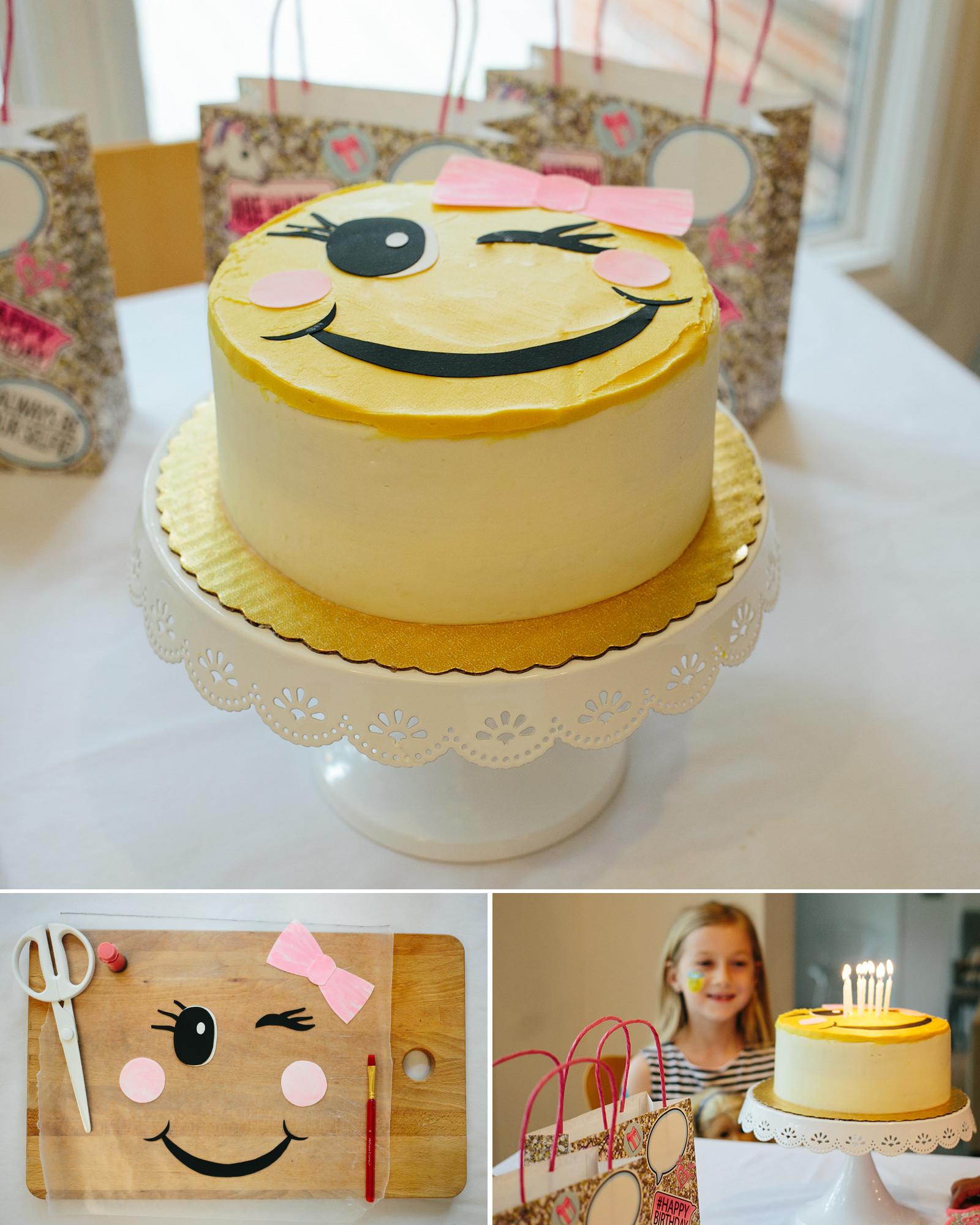 Best ideas about Emoji Birthday Cake . Save or Pin Emoji Birthday Party Now.