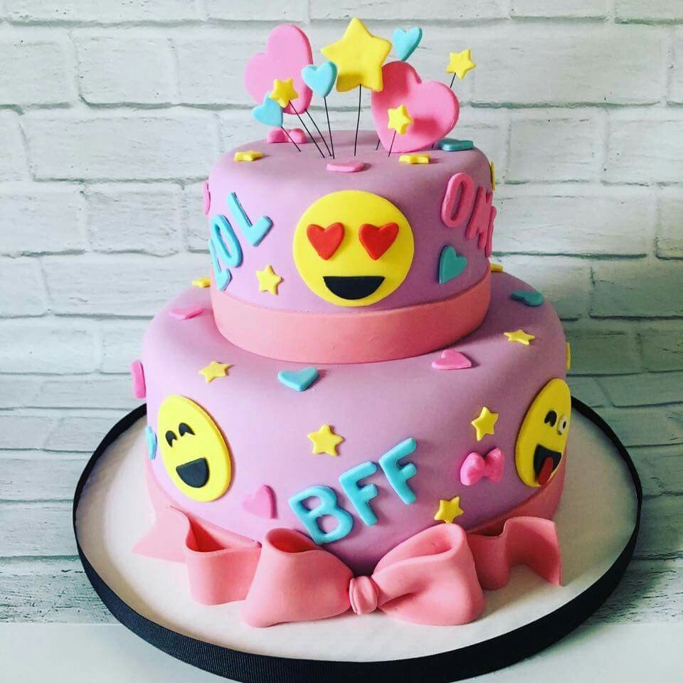 Best ideas about Emoji Birthday Cake . Save or Pin Emoticons Cakes Birthday Pinterest Now.