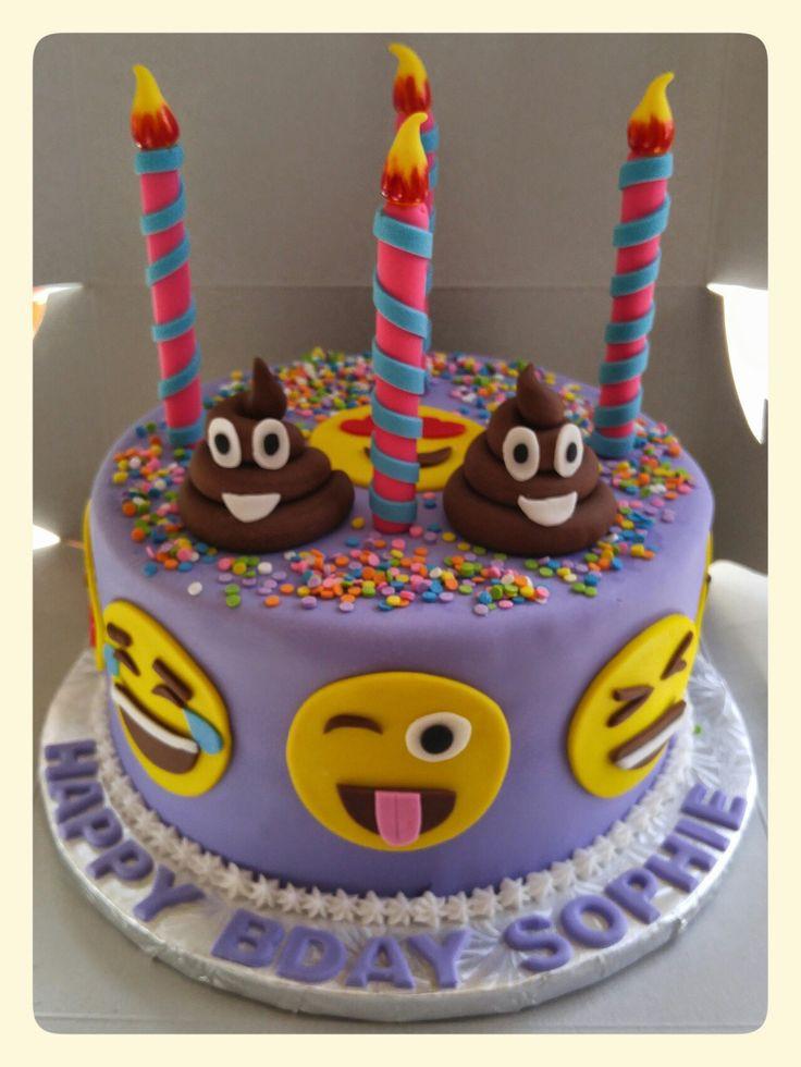Best ideas about Emoji Birthday Cake . Save or Pin 25 best ideas about Birthday cake emoji on Pinterest Now.
