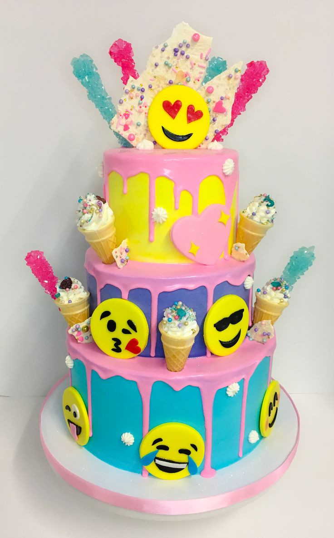 Best ideas about Emoji Birthday Cake . Save or Pin Best 20 Emoji cake ideas on Pinterest Now.