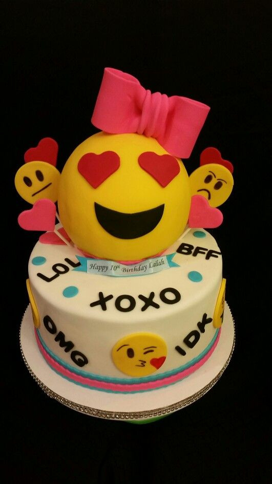 Best ideas about Emoji Birthday Cake . Save or Pin Emoji Cake Delicate Creations Custom Cakes Now.