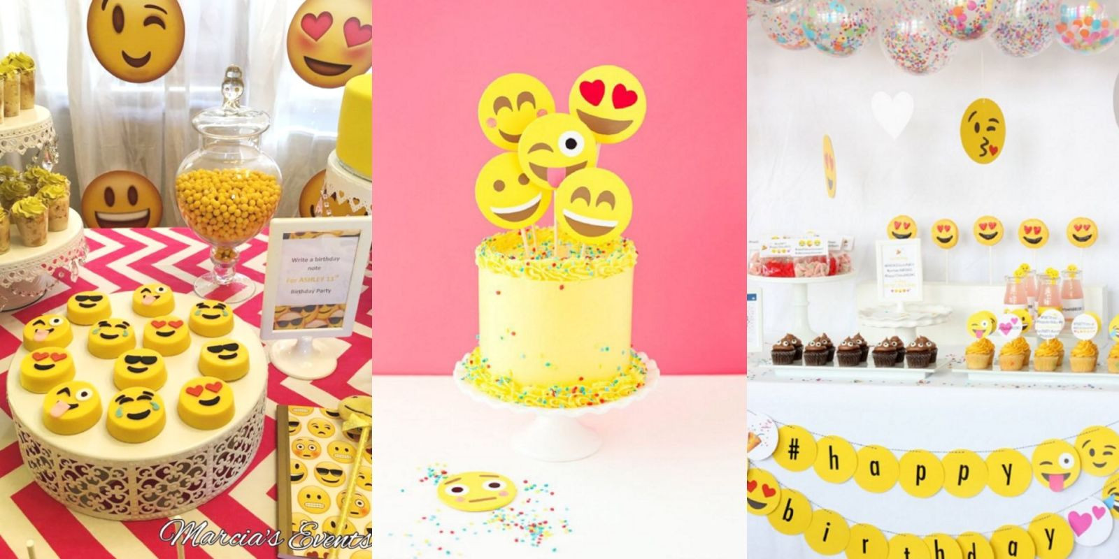 Best ideas about Emoji Birthday Party . Save or Pin Emoji Themed Kids Birthday Parties are a Thing And They Now.