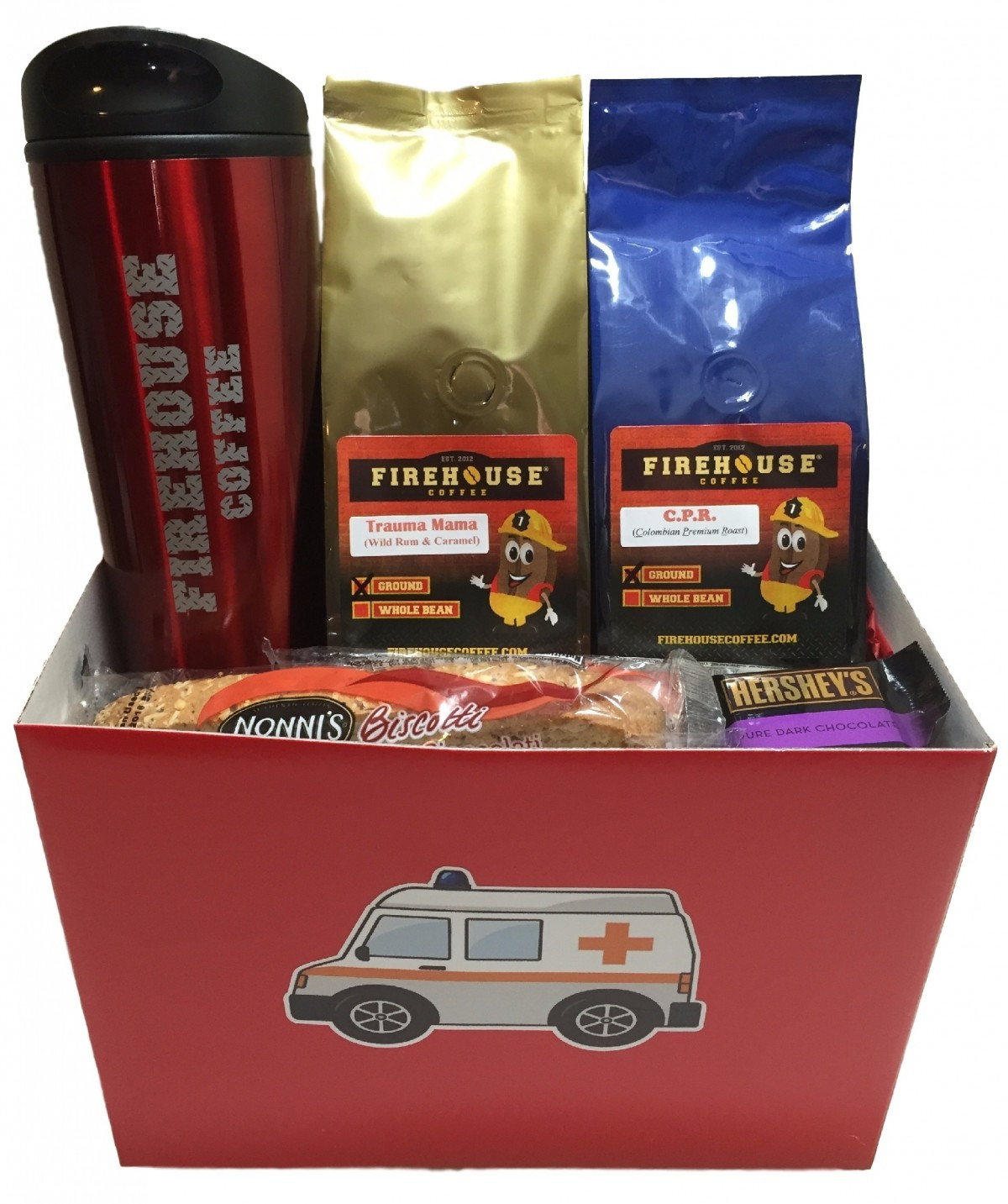 Best ideas about Emt Gift Ideas . Save or Pin EMS Gift Basket EMT Gifts Now.