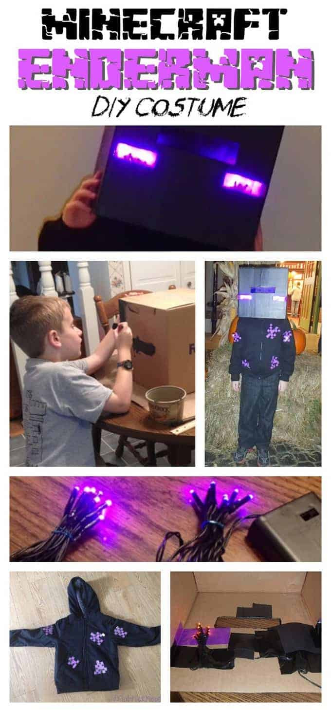 Top 20 Enderman Costume Diy Best Collections Ever Home