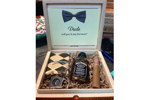Best ideas about Engraved Gift Ideas . Save or Pin 13 Handpicked Groomsmen Gifts That He Won't Throw Away Now.