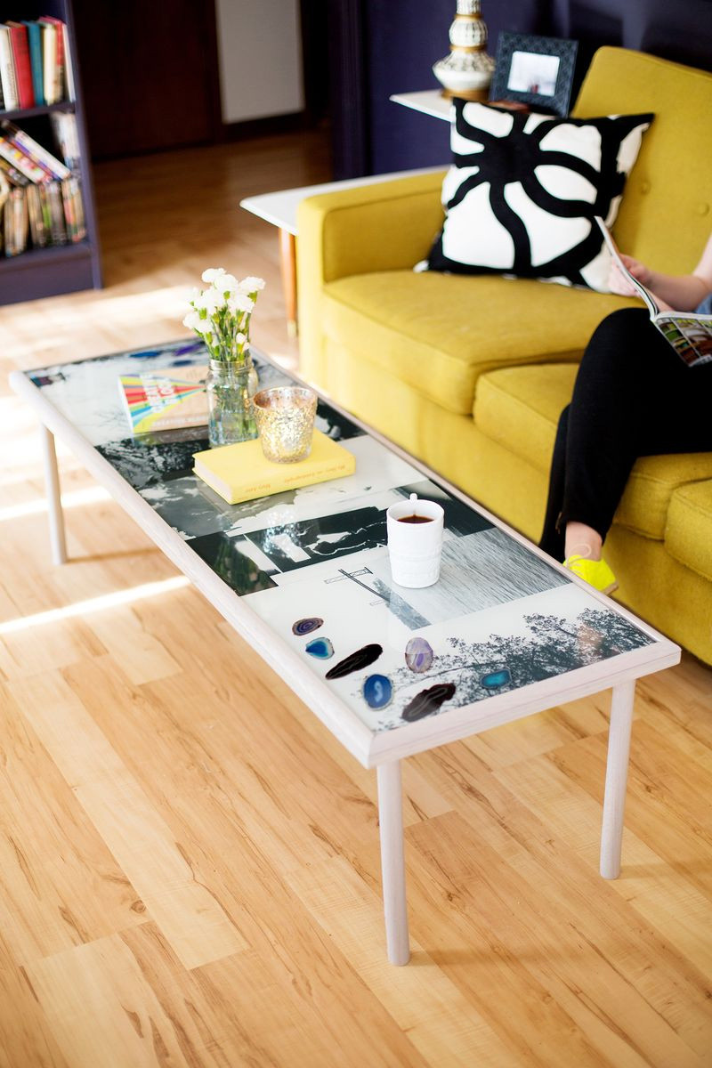 Best ideas about Epoxy Resin Table Top DIY . Save or Pin How to Create a DIY Epoxy Resin Coffee Table Now.