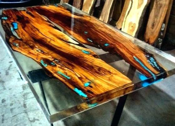 Best ideas about Epoxy Resin Table Top DIY . Save or Pin Resin Table Top Epoxy River Art – LittleLookBook Now.