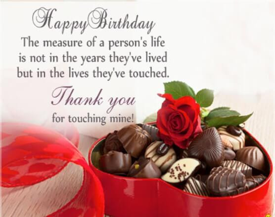 Best ideas about Examples Of Birthday Wishes . Save or Pin 99 Best Birthday Greeting Messages and Quotes Quotes Yard Now.