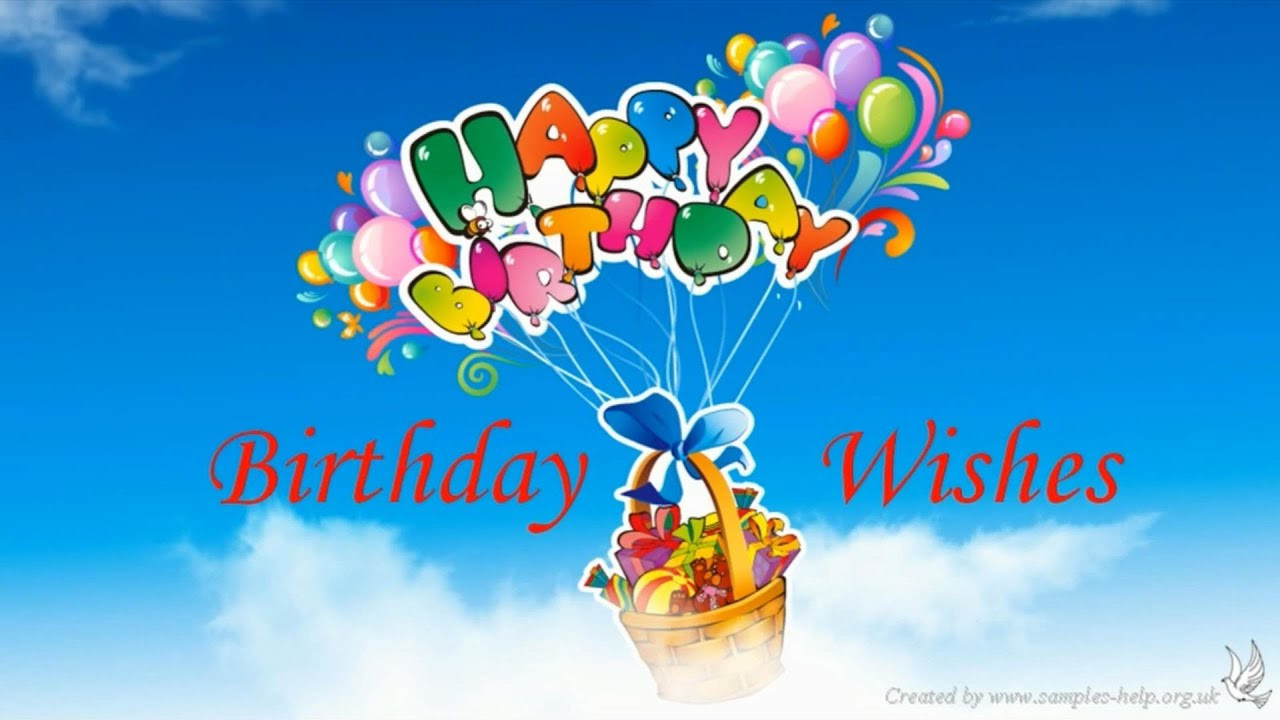 Best ideas about Examples Of Birthday Wishes . Save or Pin Birthday Wishes Sample Now.