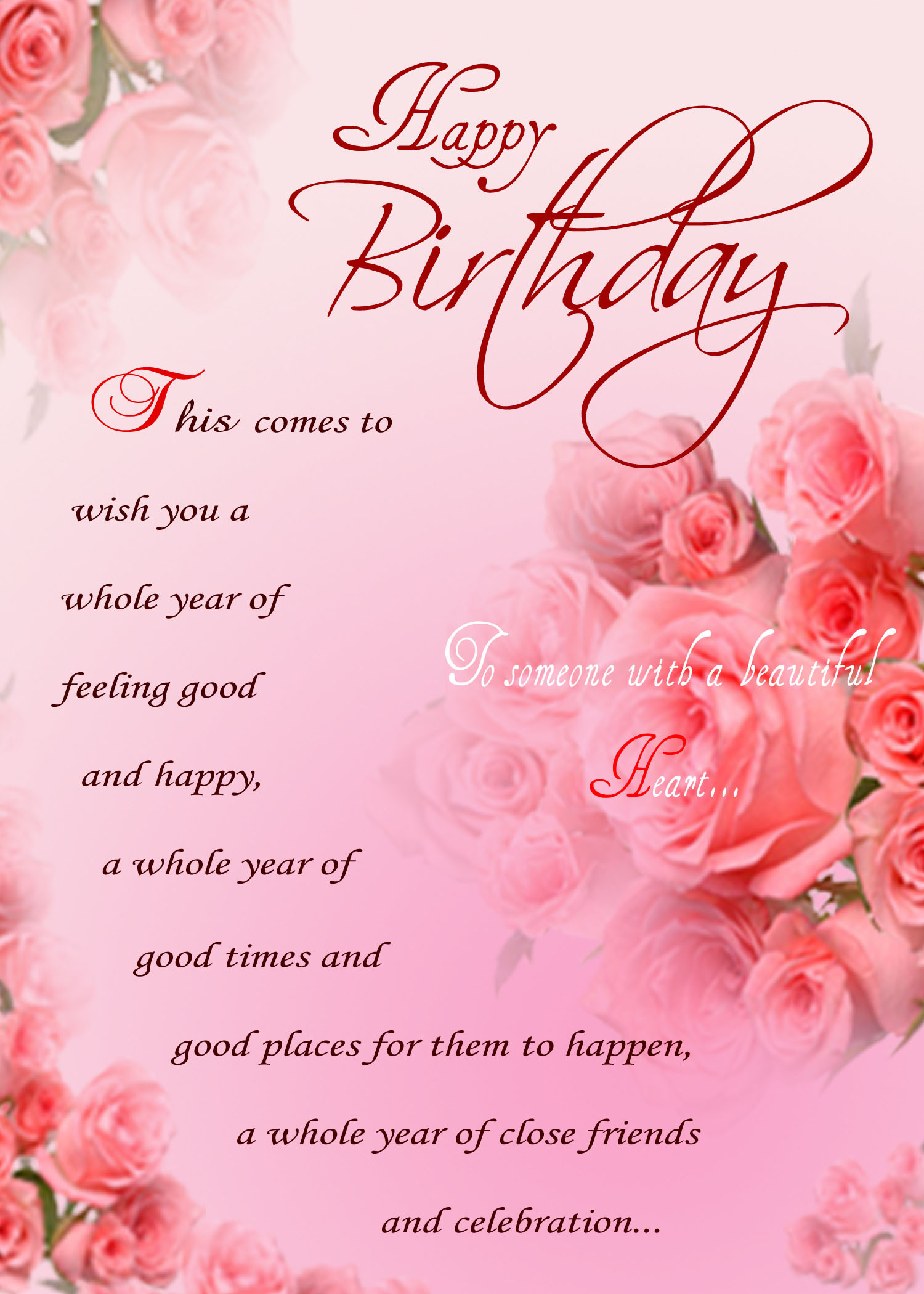 Best ideas about Examples Of Birthday Wishes . Save or Pin Birthday wishes email sample Now.