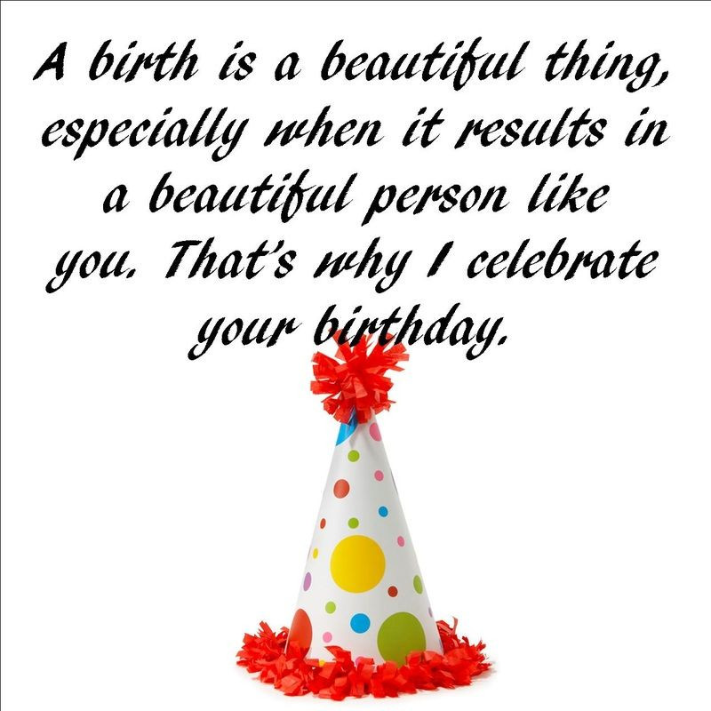 Best ideas about Examples Of Birthday Wishes . Save or Pin Great examples of birthday messages wishes and quotes Now.